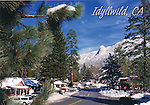 Idyllwild, CA.  4x6 postcards by Frank Balthis