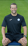 St Johnstone FC Season 2017-18 Photocall<br />Alex Headrick, Sports Scientist<br />Picture by Graeme Hart.<br />Copyright Perthshire Picture Agency<br />Tel: 01738 623350  Mobile: 07990 594431