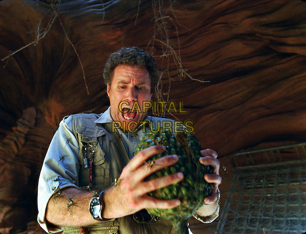 WILL FERRELL<br /> in Land of the Lost (2009) <br /> *Filmstill - Editorial Use Only*<br /> CAP/NFS<br /> Image supplied by Capital Pictures