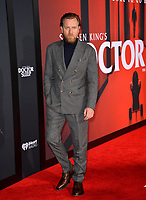 "LOS ANGELES, USA. October 30, 2019: Ewan McGregor at the US premiere of ""Doctor Sleep"" at the Regency Village Theatre.<br /> Picture: Paul Smith/Featureflash"