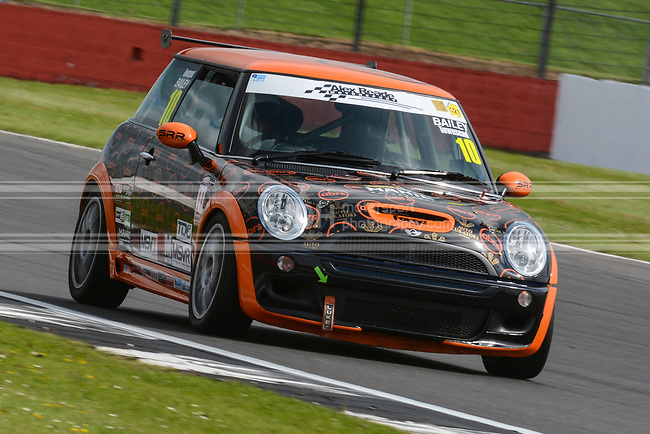 Andrew Bailey/Paul Townsend - SRR Motorsport Mini Cooper S