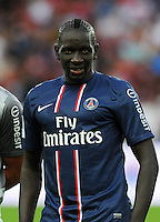 Mamadou Sakho (PSG) .Parigi, 04/08/2012.Trofeo di Parigi .Paris Saint Germain vs FC Barcellona.foto Insidefoto / Christian Liewig / Panoramic ..Italy Only