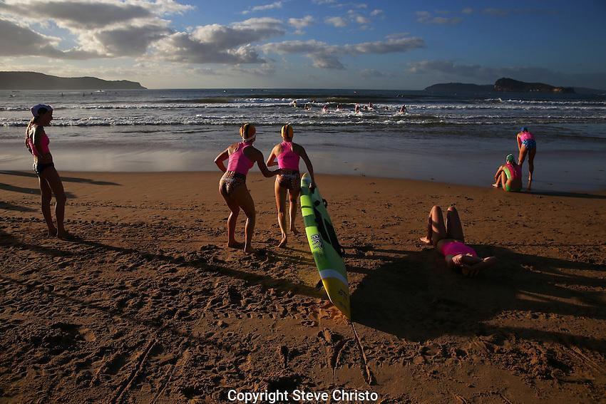 Surf Life Saving State Championships 2015 Umina Beach. Sydney, Australia. Saturday, 14th March 2015 (Photo: Steve Christo)