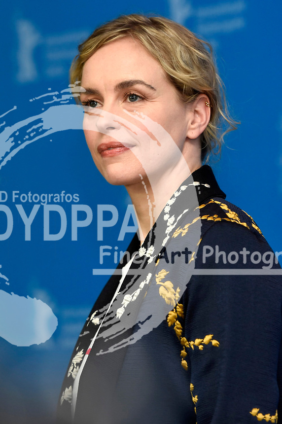 Nina Hoss during the 'Return To Montauk' photocall at the 67th Berlin International Film Festival / Berlinale 2017 on February 15, 2017  in Berlin, Germany.
