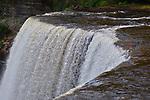 The Upper Tahquamenon falls  at Tahquamenon Falls State Park.
