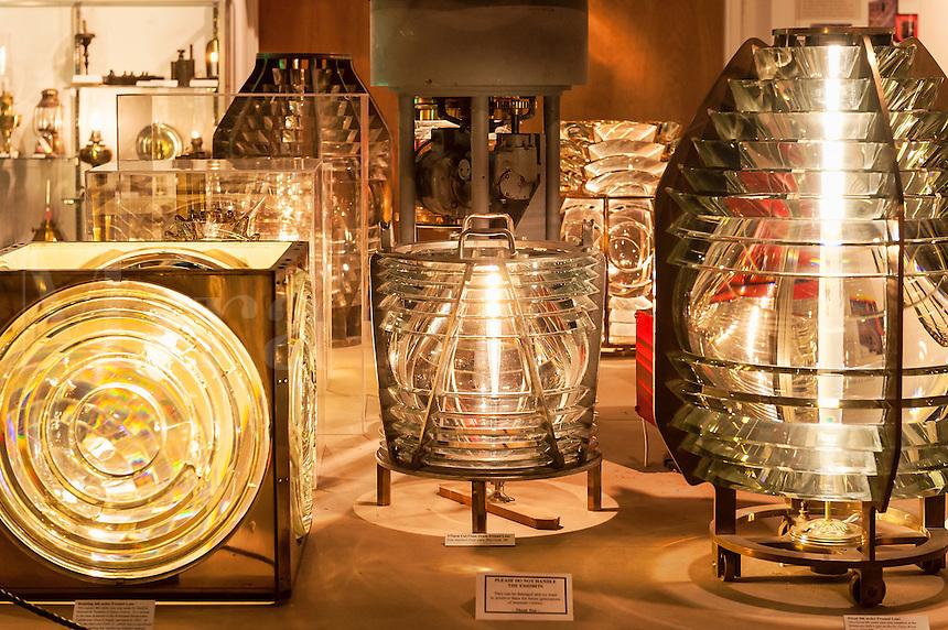 Maine Lighthouse Museum, Rockland, Maine, ME, USA