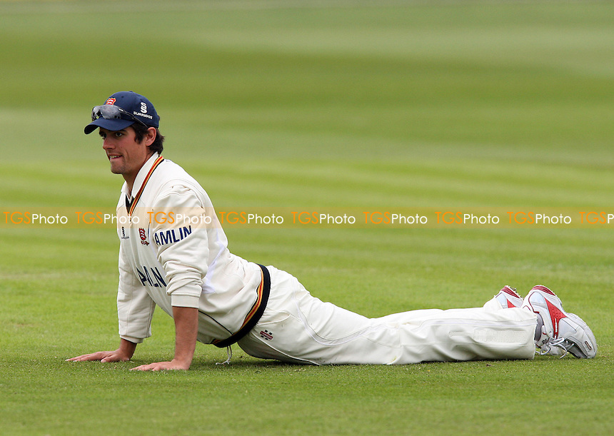 Alastair Cook of Essex is seen in the field - Essex CCC vs Kent CCC - LV County Championship Division One Cricket at the Ford County Ground, Chelmsford -  10/05/10 - MANDATORY CREDIT: Gavin Ellis/TGSPHOTO - Self billing applies where appropriate - Tel: 0845 094 6026