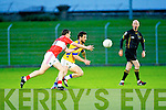 Paul Galvin (Feale Rangers) v Dingle, at Austin Stack park, Tralee in The Garvey's Supervalue Senior Football Chamionship Quarter Finals.