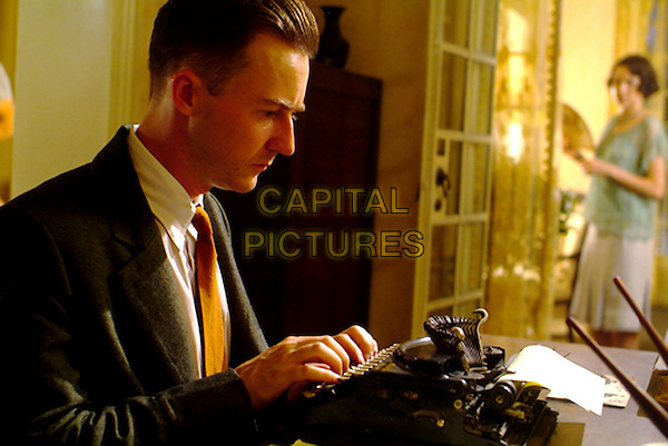 EDWARD NORTON & NAOMI WATTS.in The Painted Veil .**Editorial Use Only**.CAP/FB.Supplied by Capital Pictures