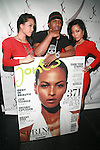 To-Tam Sachika, DJ Whoo Kid and To-Nya Sachika Attend JONES MAGAZINE PRESENTS SACHIKA TWINS BDAY BASH at SL, NY 12/12/11