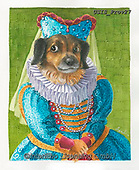 Ingrid, REALISTIC ANIMALS, REALISTISCHE TIERE, ANIMALES REALISTICOS,dog, paintings+++++,USISPROV27,#a#, EVERYDAY
