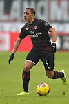 Ismael Bennacer of AC Milan during the Serie A match at Giuseppe Meazza, Milan. Picture date: 6th January 2020. Picture credit should read: Jonathan Moscrop/Sportimage