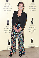 Hayley Atwell arriving for the Baileys Women's Prize for Fiction Awards, at the Royal Festival Hall, London. 04/06/2014 Picture by: Alexandra Glen / Featureflash