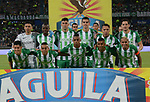 Atlético Nacional venció 1-0 a Atlético Huila. Fecha 11 Liga Águila I-2018.