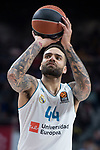 Valencia Basket Jeffery Taylor during Turkish Airlines Euroleague match between Real Madrid and Valencia Basket at Wizink Center in Madrid, Spain. December 19, 2017. (ALTERPHOTOS/Borja B.Hojas)