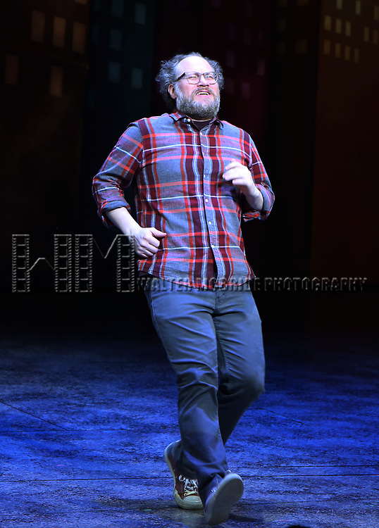 """Andy Grotelueschen during the Broadway Opening Night of """"Tootsie"""" at The Marquis Theatre on April 22, 2019  in New York City."""