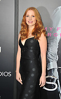www.acepixs.com<br /> <br /> April 3 2017, LA<br /> <br /> Actress Jessica Chastain arriving at the premiere of AMC's 'The Son' at the ArcLight Hollywood on April 3, 2017 in Hollywood, California. <br /> <br /> By Line: Peter West/ACE Pictures<br /> <br /> <br /> ACE Pictures Inc<br /> Tel: 6467670430<br /> Email: info@acepixs.com<br /> www.acepixs.com