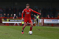 Josh Doherty of Crawley Town during Crawley Town vs Oldham Athletic, Sky Bet EFL League 2 Football at Broadfield Stadium on 7th March 2020