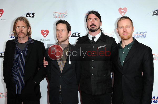 Foo Fighters<br />at the 2009 Musicares Person of the Year Gala. Los Angeles Convention Center, Los Angeles, CA. 02-06-09<br />Dave Edwards/DailyCeleb.com 818-249-4998