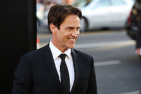 HOLLYWOOD, LOS ANGELES, CA, USA - JUNE 17: Actor Stephen Moyer arrives at the Los Angeles Premiere Of HBO's 'True Blood' Season 7 held at the TCL Chinese Theatre on June 17, 2014 in Hollywood, Los Angeles, California, United States. (Photo by Xavier Collin/Celebrity Monitor)