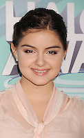 HOLLYWOOD, CA - OCTOBER 26: Ariel Winter arrives at the 3rd Annual TeenNick HALO Awards at Hollywood Palladium on October 26, 2011 in Hollywood, California. /NortePhoto.com<br />