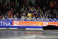 SCHAATSEN: HEERENVEEN: IJsstadion Thialf, 08-02-15, World Cup, De Friese Bocht, ©foto Martin de Jong