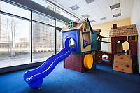 Playroom at 808 Columbus Avenue