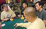Killer table: Lindgren, Tim Phan, Juanda and Tuan Le.