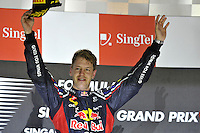 F1 Singapore Win