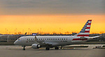 Transportation images; Airport, airplane images from Chicago's O'Hare Airport, 2017. (DePaul University/Jamie Moncrief)