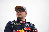 14th April 2018, Circuit de Barcelona-Catalunya, Barcelona, Spain; FIA World Rallycross Championship; Hansen 71 of Team Peugeot Offical at the starting grid