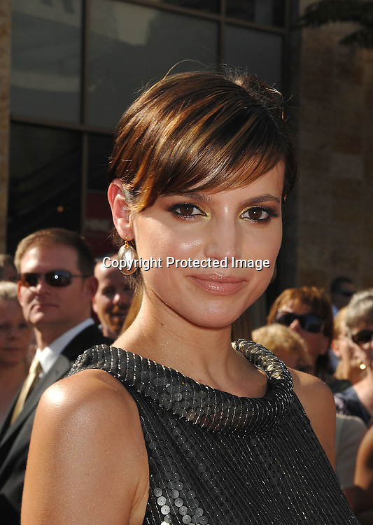 Michelle Ray Smith..arriving at The 34th Annual Daytime Emmy Awards on ..June 15, 2007 at The Kodak Theatre in Hollywood, California. ..Robin Platzer, Twin Images......212-935-0770