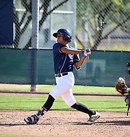 Carlos Altuve participates in the MLB International Showcase at Salt River Fields on November 12-14, 2019 in Scottsdale, Arizona (Bill Mitchell)