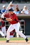 16 March 2007: Houston Astros catcher Lou Santangelo in action against the New York Yankees at Osceola County Stadium in Kissimmee, Florida...Mandatory Photo Credit: Ed Wolfstein Photo