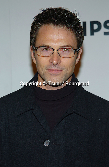 Tim Daly arriving at The Merchand Of Venice at The AFI Film Festival at the Arclight Theatre in Los Angeles. November 9, 2004.
