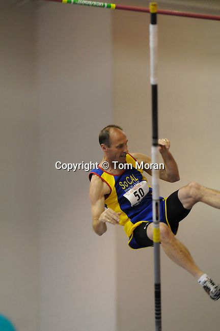 US National Masters Track & Field Championships, Landover, MD  22 March 2009