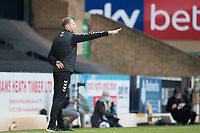 Mark Molesley, Manager, Southend United during Southend United vs West Ham United Under-21, EFL Trophy Football at Roots Hall on 8th September 2020