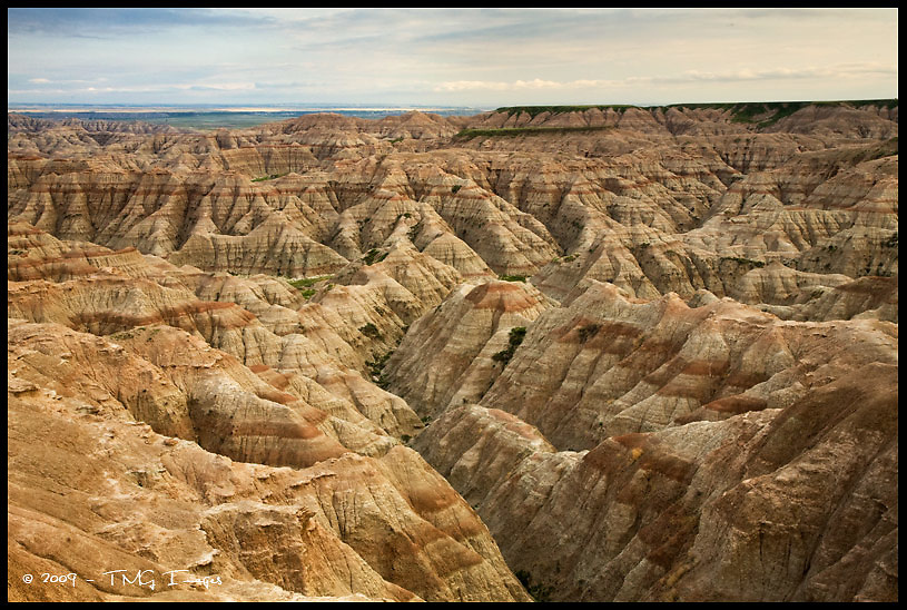 Badlands<br /> Badlands National Park, South Dakota