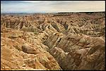 Badlands<br /> Badlands National Park, South Dakota