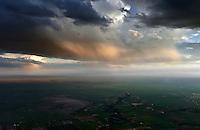 Storm skies over Pueblo County, Colorado. Aug 9, 2014. 811907