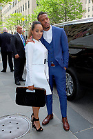 www.acepixs.com<br /> <br /> May 15 2017, New York City<br /> <br /> Angelica Zackary and Marlon Wayans arriving at the 2017 NBCUniversal Upfront at Radio City Music Hall on May 15, 2017 in New York City.<br /> <br /> By Line: Curtis Means/ACE Pictures<br /> <br /> <br /> ACE Pictures Inc<br /> Tel: 6467670430<br /> Email: info@acepixs.com<br /> www.acepixs.com
