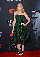 "LOS ANGELES, CA. October 22, 2018: Patricia Clarkson at the season 6 premiere for ""House of Cards"" at the Directors Guild Theatre.<br /> Picture: Paul Smith/Featureflash"