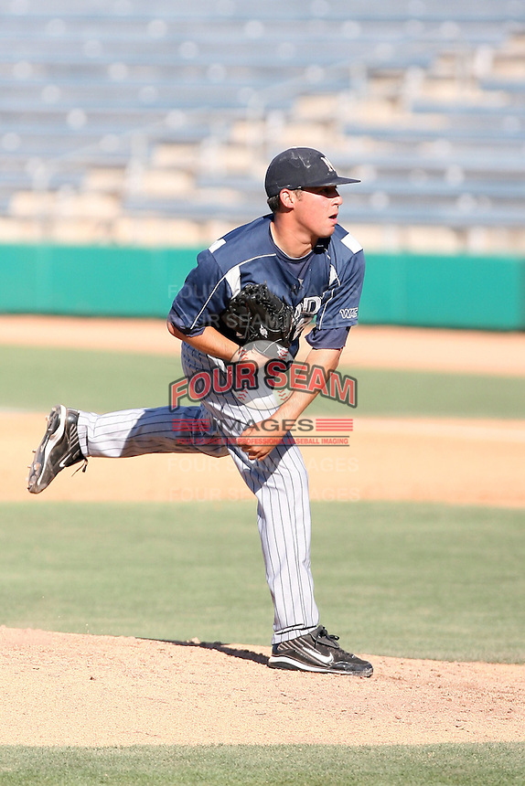 Chris Garcia, Nevada University Wolfpack.Photo by:  Bill Mitchell/Four Seam Images.