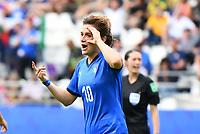 20190614 Calcio Jamaica Italy Women World Cup