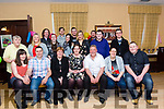 Merissa Foley celebrates her 21st Birthday at The Manor Inn, Killorglin on Friday night.