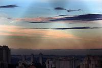 SAO PAULO, 19 DE JANEIRO 2012. CLIMA TEMPO. Vista do bairro do Jabaquara, na manha desta quinta-feira, 19. FOTO MILENE CARDOSO - NEWS FREE