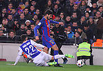 26.01.2017 Barcelona. Copa del Rey.Picture show Andre Gomes in action during game between FC Barcelona against Real Sociedad at Camp Nou