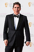 London, UK. 8 May 2016. Comedian Rob Brydon. Red carpet  celebrity arrivals for the House Of Fraser British Academy Television Awards at the Royal Festival Hall.