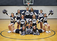 7th & 8th Grade Cheerleaders 11/15/17