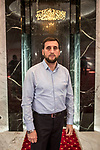 Gen&egrave;ve, le 10.05.2017<br /> Genève accueille une nouvelle mosquée.<br /> La communauté musulmane albanophone dispose d&rsquo;un lieu de prière agrandi à Plan-les-Ouates.<br /> Aliu Rijad, l&rsquo;imam de la nouvelle mosquée<br /> &copy; Le Courrier / J.-P. Di Silvestro
